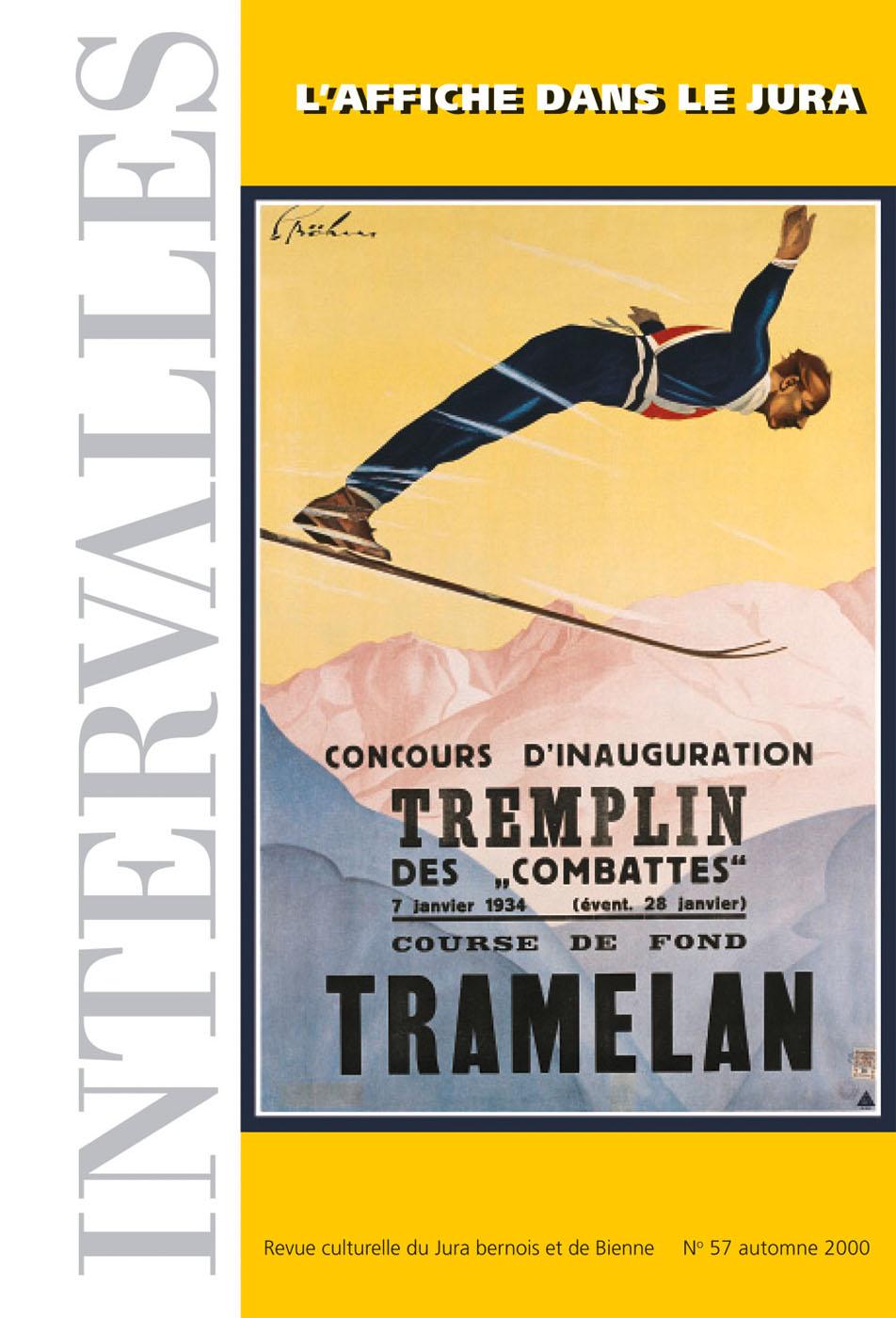 No 57 – L'affiche dans le Jura