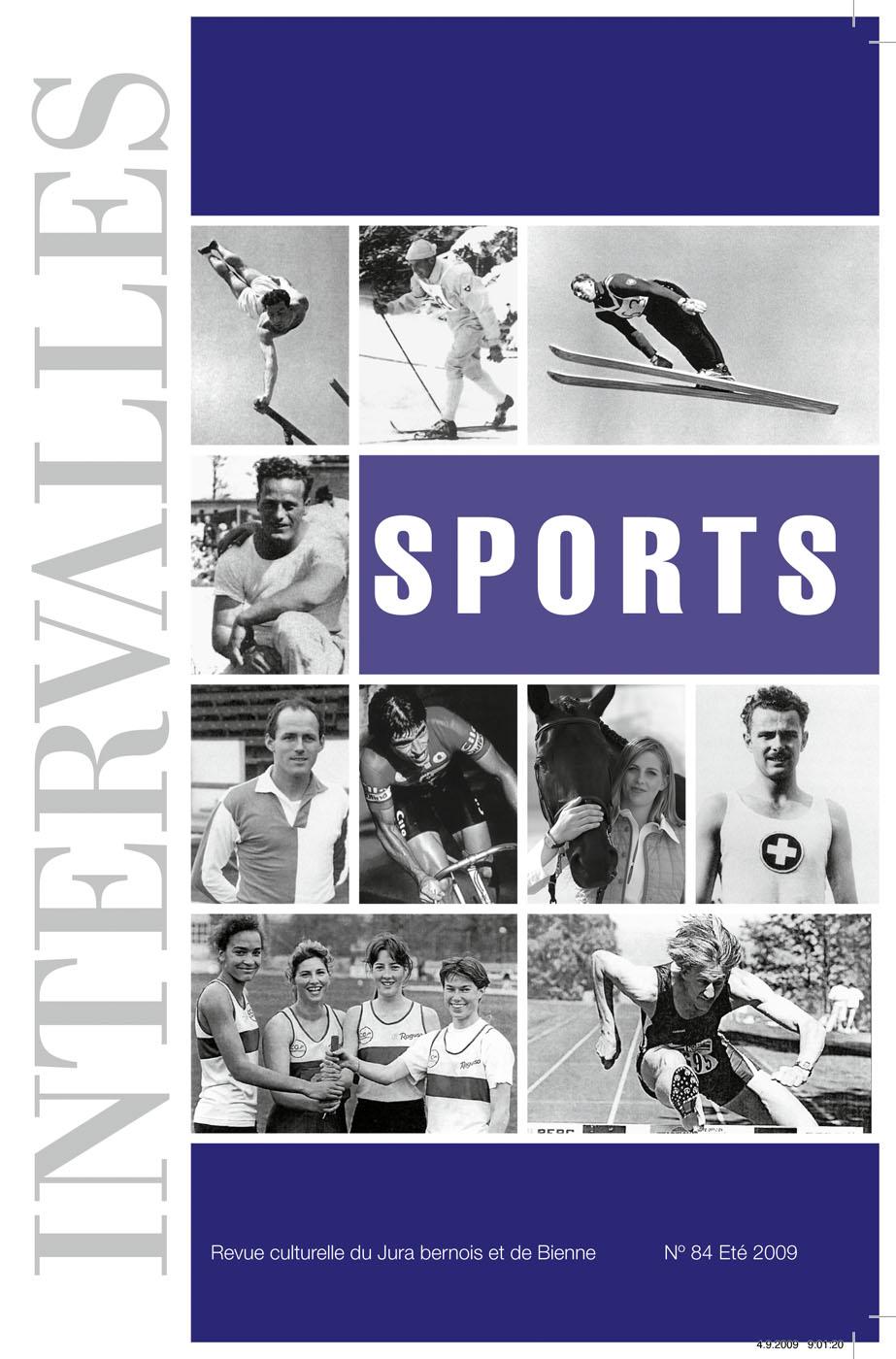 No 84 – Sports et sportifs de la région
