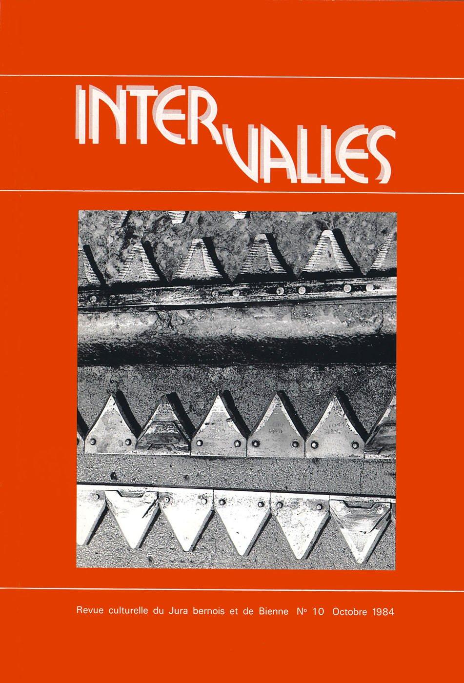 No 10 – Les Crêtes du Jura