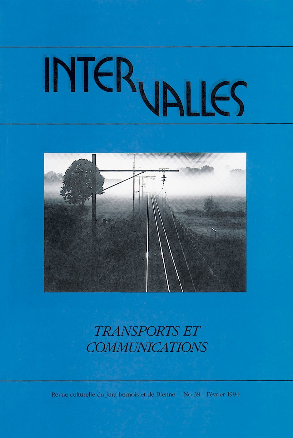 no 38 Transports et communications