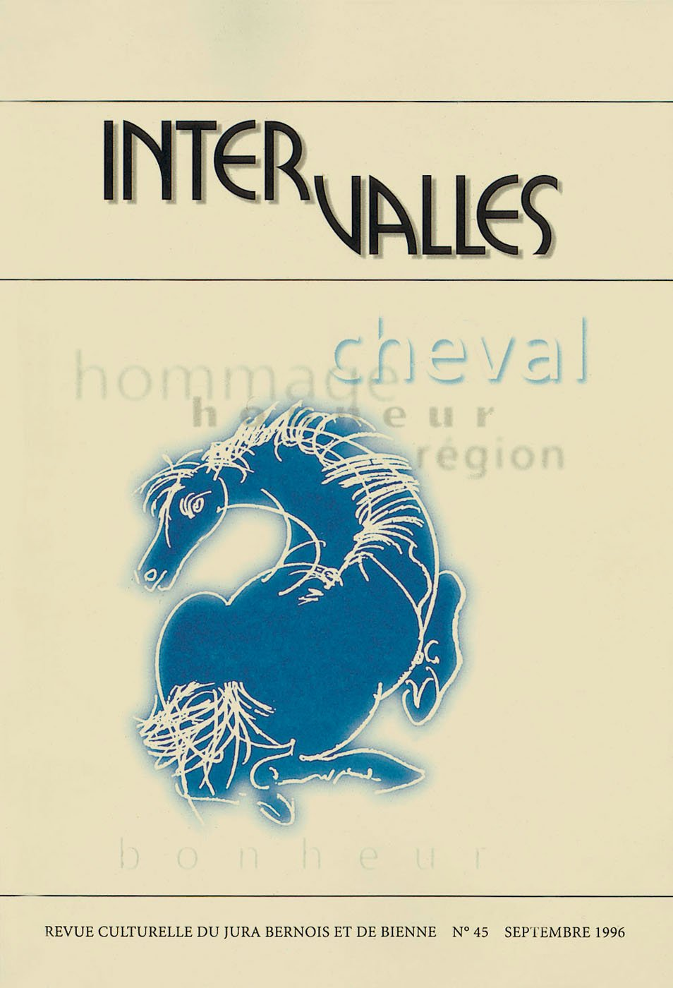 No 45 – Cheval