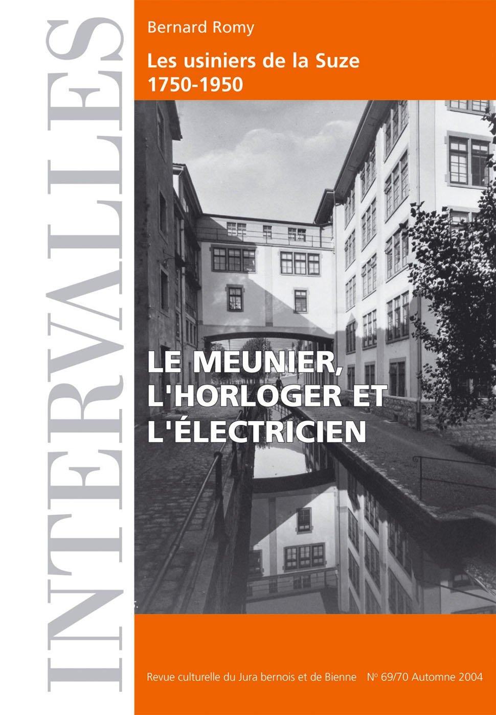 No 69-70 – Le meunier, l'horloger et l'électricien
