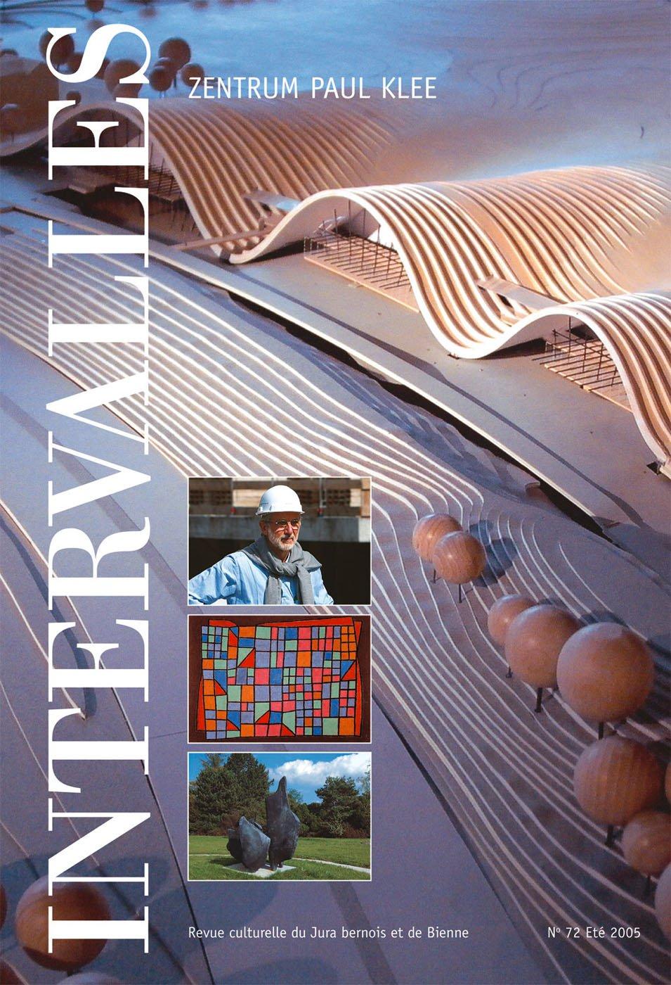No 72 – Zentrum Paul Klee