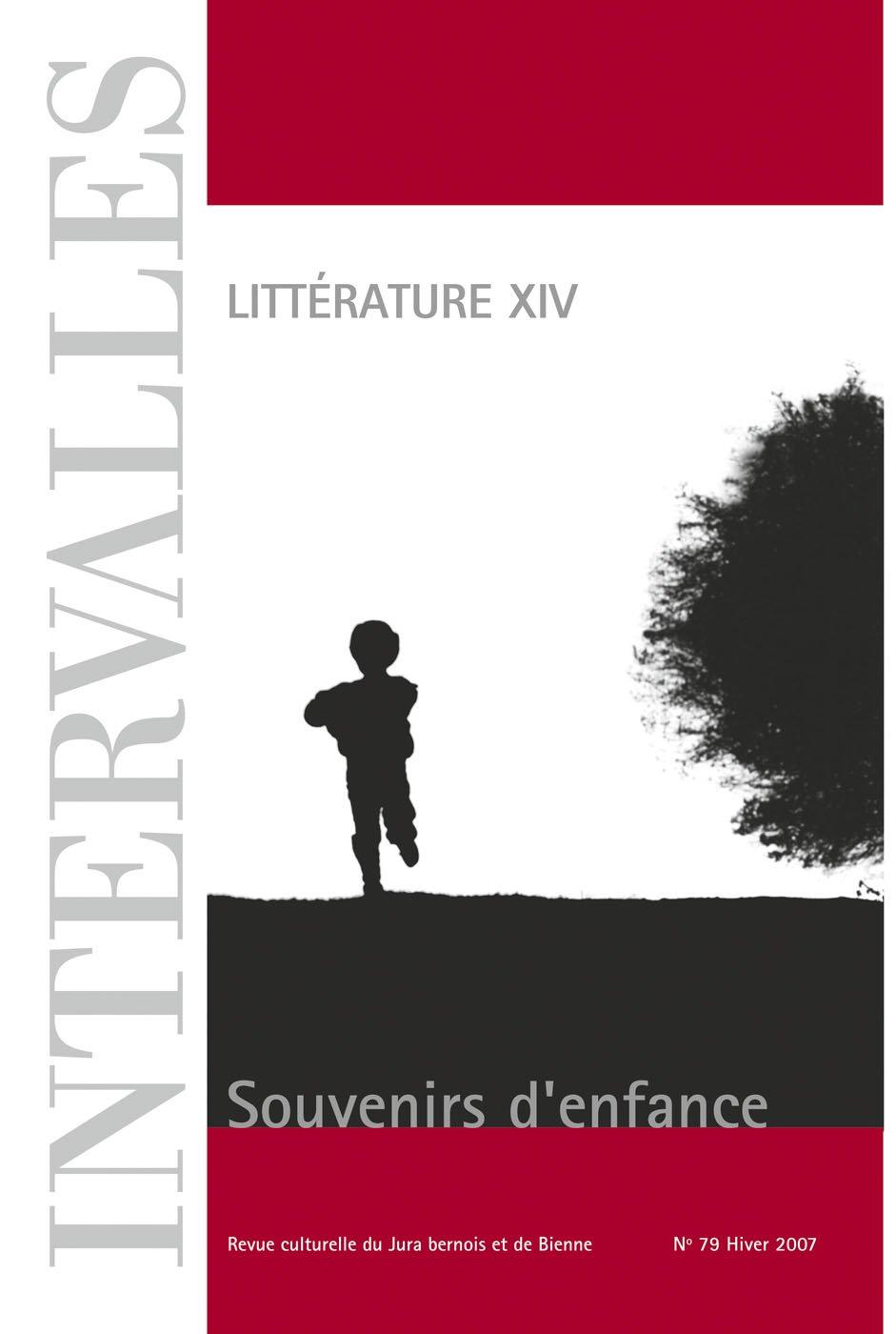 No 79 – Littérature XIV