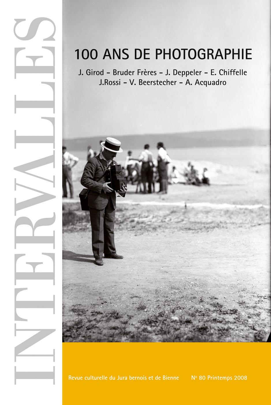 No 80 – 100 ans de photographie