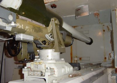 No 108 - Canon antichar 9cm à Frinvillier