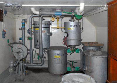 No 108 - Système de filtration