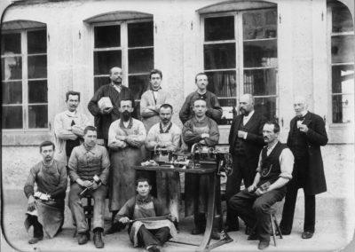 No 110 - La Cortébert Watch & Co, vers 1908