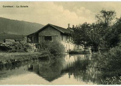 No 110 - La Scierie