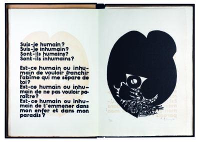 «  Sisyphe », Portfolio de Remy Zaugg en 1968