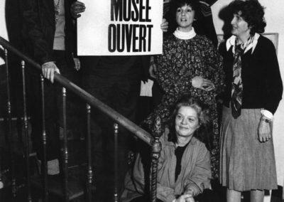 Ouverture du Musée jurassien des arts en 1980