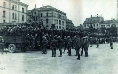 No 111 La Grève générale de 1918 – Canal3