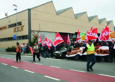 No 111 - Grève de la Boillat