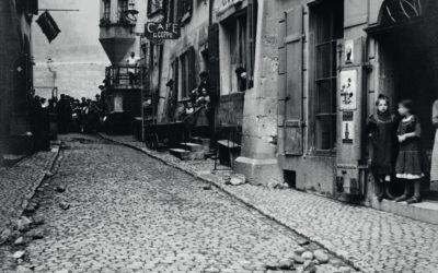 No 111 La Grève générale de 1918 – Quotidien jurassien