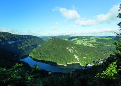 Parc du Doubs_Lac de Moron@Guy Perrenoud