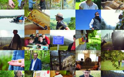 No 115 Des hommes, des femmes et deux parcs – Journal du Jura