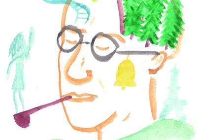 Portrait synthese de Renfer par Colin Raynal