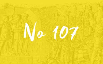 No 107 – Les Gallo-Romains dans la Suisse du Nord-Ouest