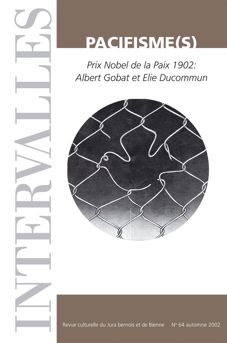 No 64 – Pacifisme(s)