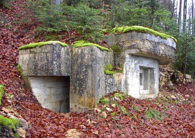 No 108 - Bunker garde extérieur du Chételat