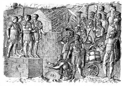 107 - Camp romain