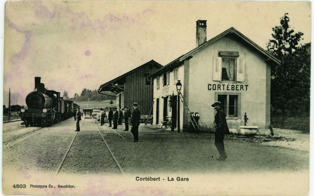 No 110 Cortébert – Journal du Jura
