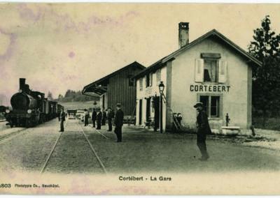 No 110 - La Gare