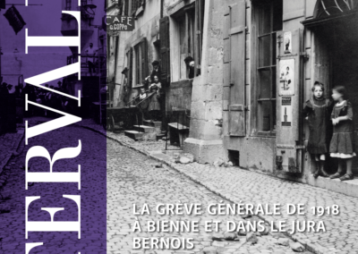 Intervalles Greve generale_Couverture