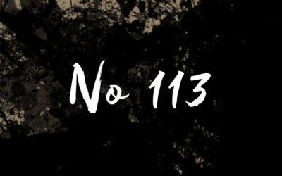 No 113 Soleil Noir – Communiqué de presse