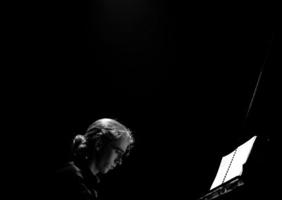 Piano : Johan Treichel