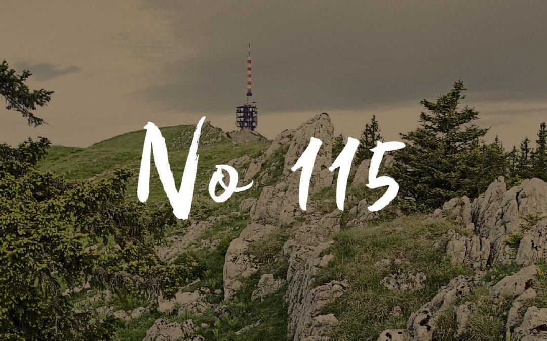 No 115 Des hommes, des femmes et deux parcs – Communiqué de presse