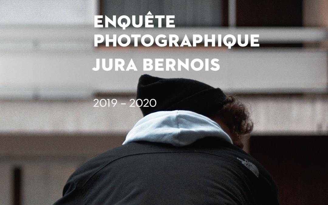 Enquête photographique Jura bernois 2019-2020 – Communiqué de presse