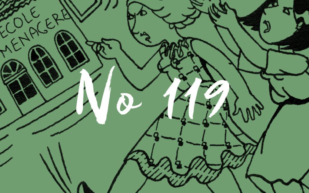 No 119 Grève des casseroles – Communiqué de presse