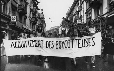 No 119 La grève des casseroles – Le Courrier